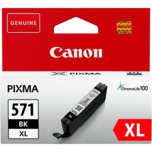 Canon 571 XL Zwart