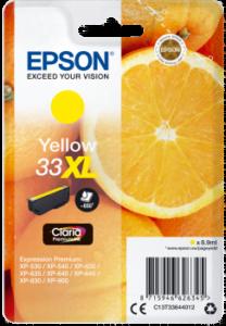 Epson 33 XL Geel