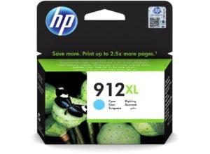 HP 912 XL Cyaan