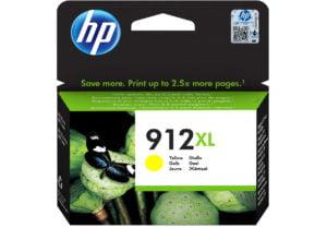HP 912 XL Geel