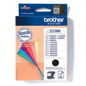 Brother LC223 Zwart