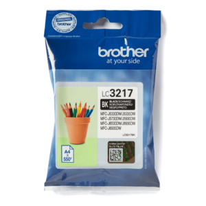 Brother LC3217 Zwart