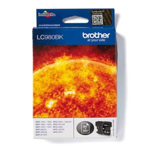 Brother LC980 Zwart
