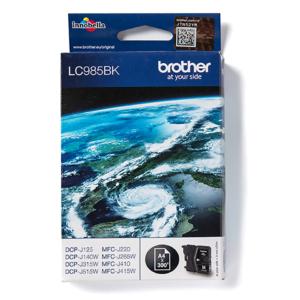Brother LC985 Zwart