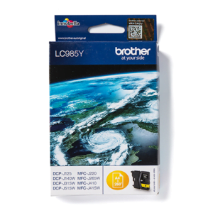 Brother LC985 Geel