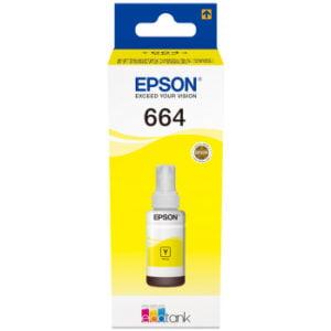 Epson 664 Geel