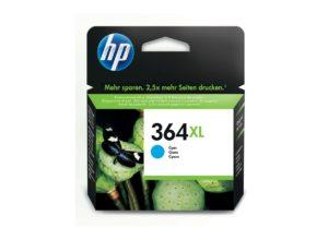 HP 364 XL Cyaan