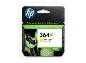 HP 364 XL Geel