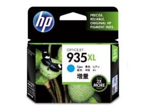 HP 935 XL Cyaan