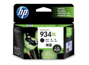 HP 934 XL Zwart