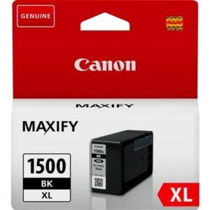 Canon 1500 XL Zwart