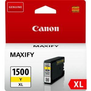 Canon 1500 XL Geel