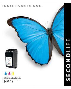 Second Life HP 17 XL Kleur