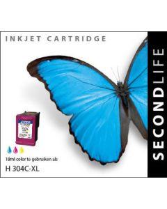 Second Life HP 304 XL Kleur