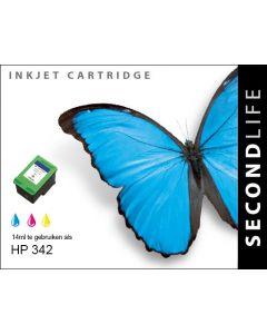 Second Life HP 342 XL Kleur