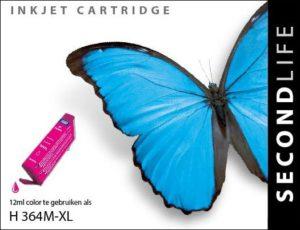 Second Life HP 364 XL Magenta