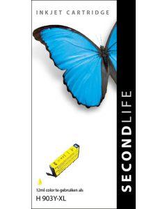 Second Life HP 903 XL Geel