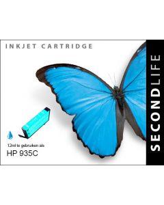 Second Life HP 935 XL Cyaan