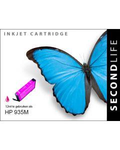 Second Life HP 935 XL Magenta